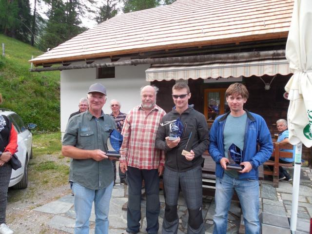 A 2015. Nockalm Pokal győztesei
